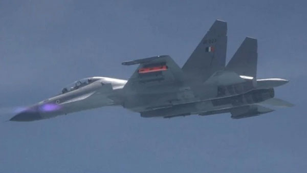 IAF successfully flight tests air-to-air Astra missile