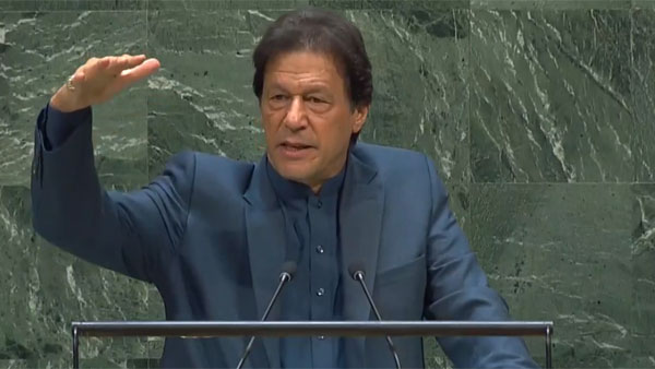 A Case filed against Pakistan PM Imran Khan i
