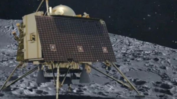 Your journey has inspired us: Nasa comments Isros attempt to land on Moon