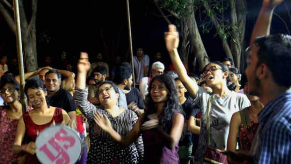 Left panel sweeps elections in JNU elections,