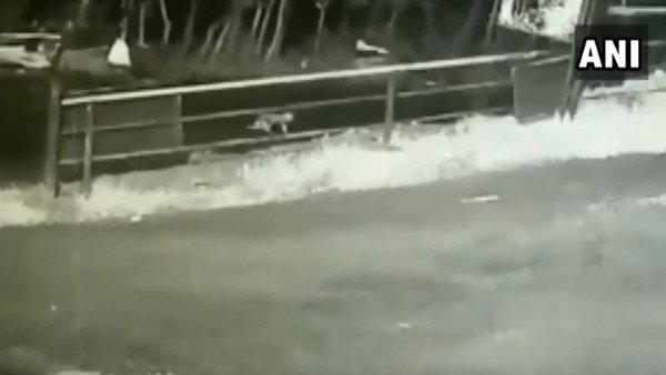 One year old baby falls out of car in Kerala, video goes viral