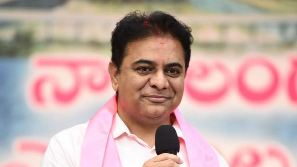 ktr explain to officials targets on it, industry