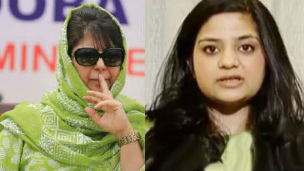 SC allows Mehbooba Muftis daughter Iltija to travel to Srinagar meet her mother