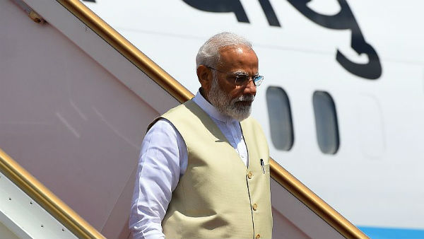India requests Pak to grant permission for its airspace for Modis flight