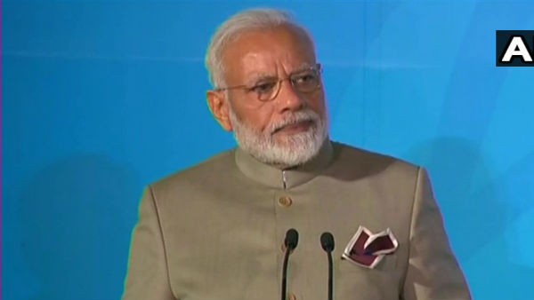 Time for talks over, world needs to act: PM Modi at UN Climate summit