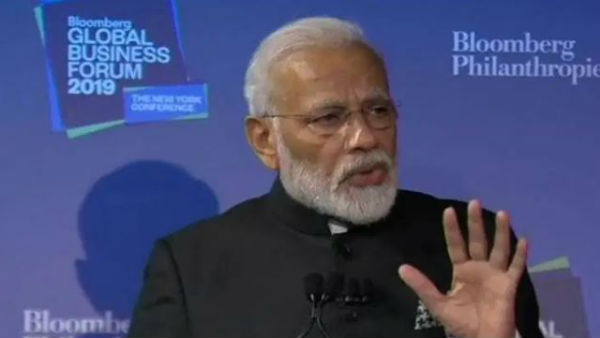 If you want to invest in a market with scale, come to India: PM Modi to US firms