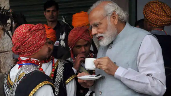 PM Narendra Modi sold tea at this Vadnagar stall in Gujarat. Now it will be a tourist spot