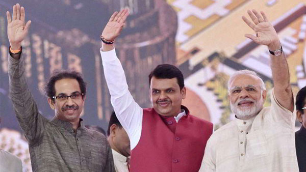 BJP Shiv Sena hold first round of seat-sharing talks