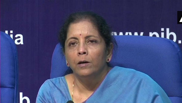 Nirmala Sitharaman announces Rs 10,000 cr special window to boost housing