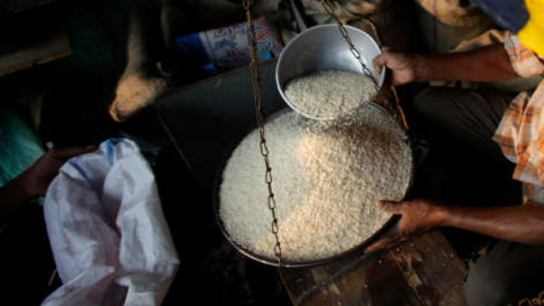 beneficiaries who do not take rice they will disqualified