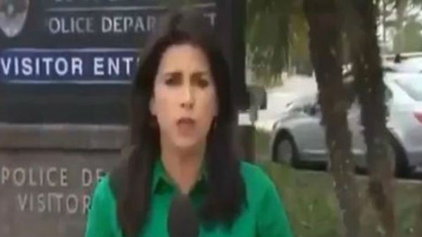 This woman reporter was targetted for trying to contact dead man for comment