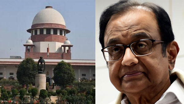 INX Media case: SC rejects anticipatory bail to P Chidambaram in ED case