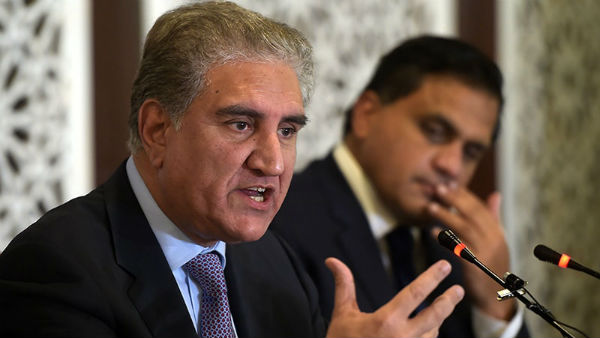 Pak Foreign Minister Qureshi refers to J&K as an 'Indian State'
