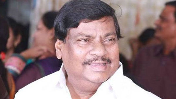 TDP leader and former MP Siva Prasad is hospitalized