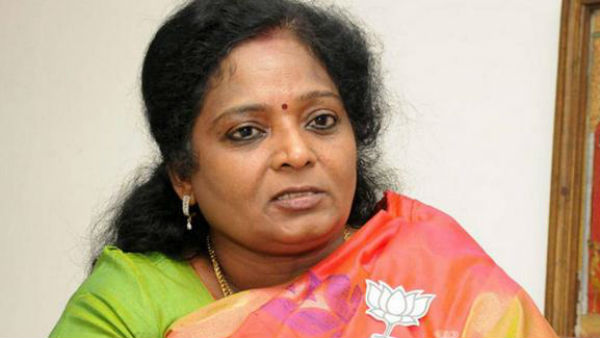 Tamilisai Soundararajan appointed as Telangana Governor