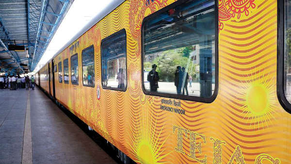 India's first private train run will start its first operation during Navratris,