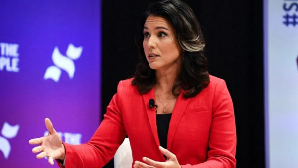 US Presidential candidate Tulsi Gabbard says sorry for not attend Howdy, Modi