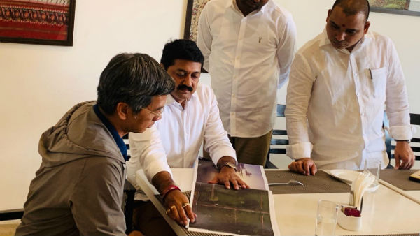 MLC Pochampalli Srinivas Reddy trying World Heritage Identity to ramappa temple