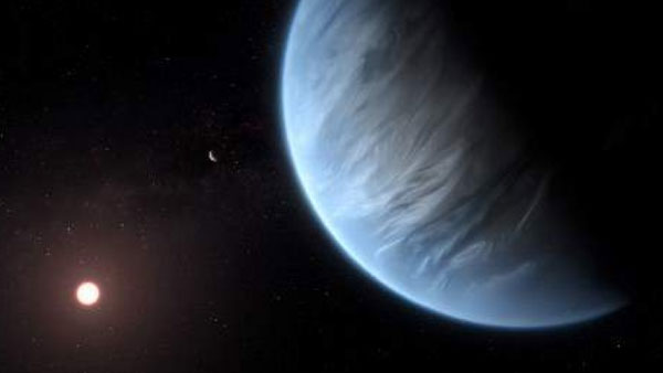 Water Found For First Time In Atmosphere Of Habitable Exoplanet: Study