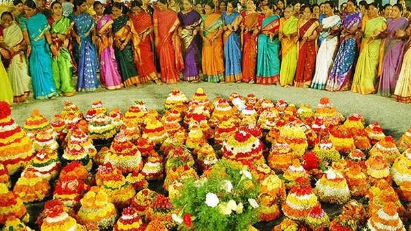 What Is Bathukamma Festival How It Is Celebrated