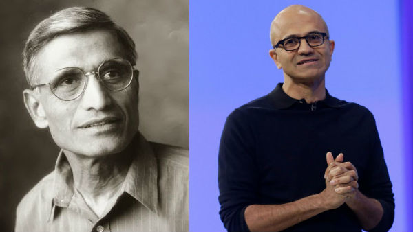 Microsoft CEO Satya Nadellas Father former IAS officer Yugandhar passed away