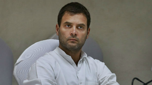 Congress leader Rahul Gandhi lashed out at the BJP government