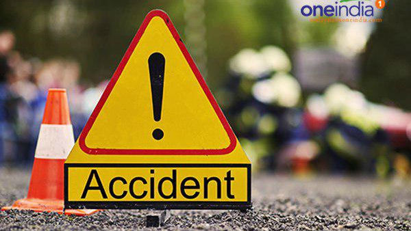Bus collision in Prakasam district, two dead, 26 injured