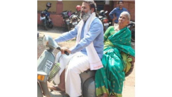 అమ్మ అడిగిందని స్కూటర్పై.. కారు ఇస్తానంటూ ఆనంద్ మహీంద్రా ఆఫర్..!