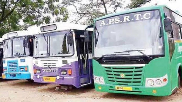 Government of Andhra Pradesh appointed a Expert Committee for merging of APSRTC