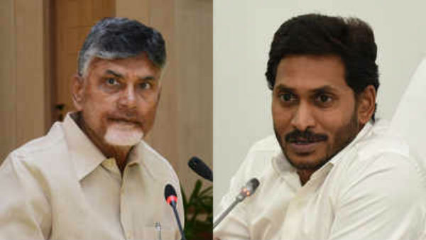 CM Jagan and former cm Chandrababu visits Nellore