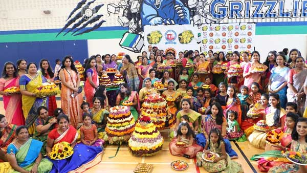 Bathukamma Celebrations In Canada