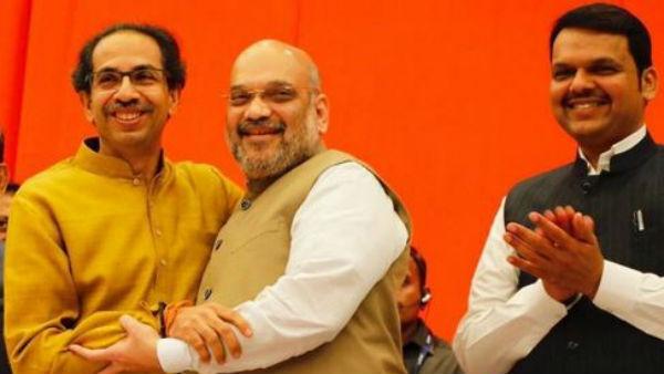 ఎగ్జిట్ పోల్స్: మహారాష్ట్ర కాషాయ కూటమిదే: కాంగ్రెస్-ఎన్సీపీలకు భారీ ఓటమి తప్పనట్టే