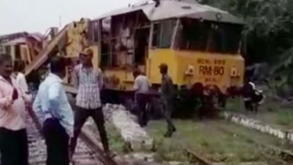 few trains cancelled after Derailed BCM train