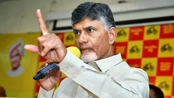 Chandrababu sensational comments on Viveka murder case