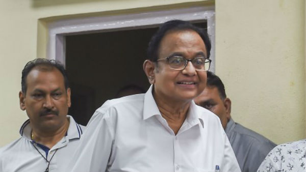 INX Media case: Delhi court sends former Union Minister Chidambaram to judicial custody till Nov 13