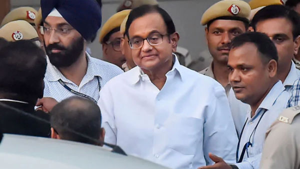Ed Arrests P Chidambaram On Money Laundering Allegations