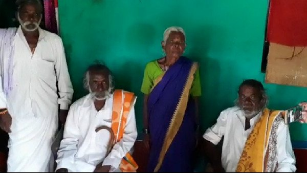 A dead man who arrived 50 years later in Karnataka, his wifes children are in shock