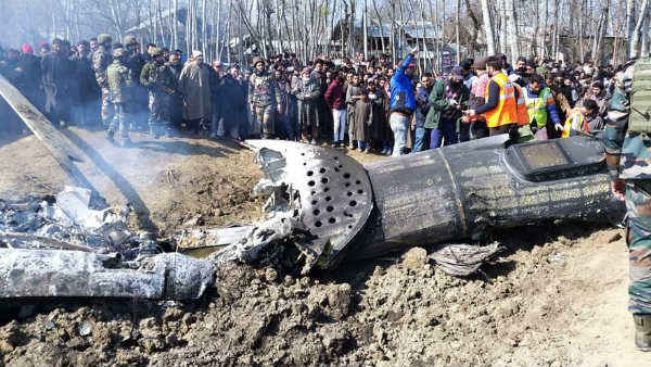 IAF chief admits that our missile had hit MI-17 chopper in Budgam on Feb 27th