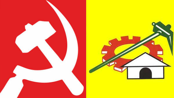 TDP has sought support of CPM in the Huzur Nagar elections