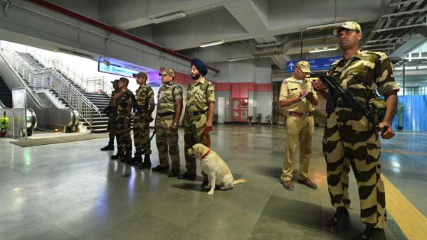 India on high alert:Four terrorists enter India, Intel warns of possible terror attacks