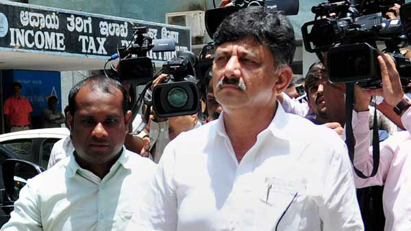 Delhi high court granted bail to Karnataka former minister D.K.Shivakumar