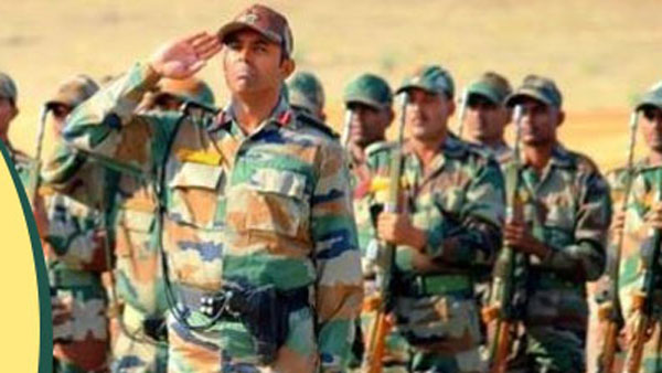 Indian Army recruitment 2019:Apply for 152 Religious Teacher Post