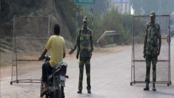 Punjab, Jammu defence bases on orange alert