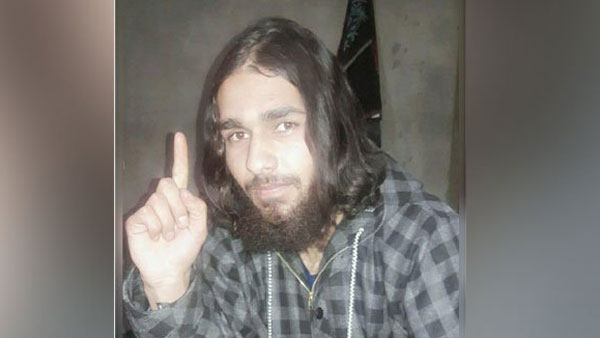 JeM terrorist arrested by police in Jammu and Kashmirs Baramulla