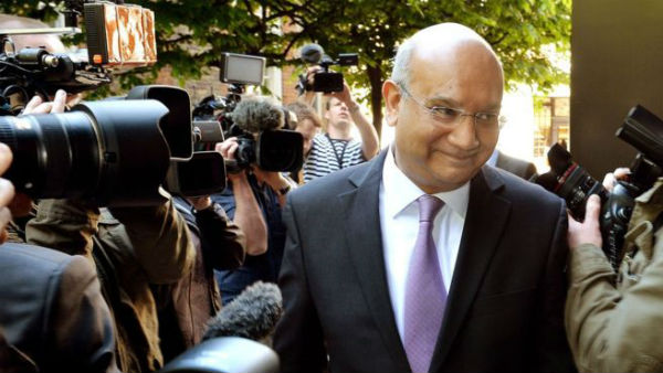 Labour Party MP Keith Vaz suspended after Drug and sex probe