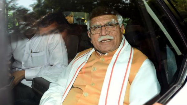 Manoharlal Khattar to be sworn in as Haryana CM, Dushyant as Deputy CM