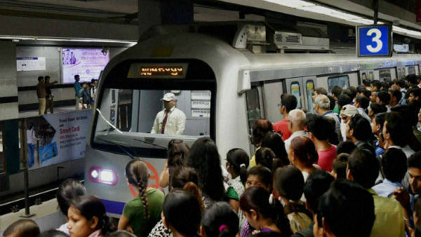 Metro traffic ... 50 thousand passengers an additional every day in metro