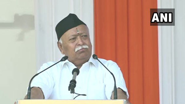 RSS chief Mohan Bhagwat says lynching a 'western construct' being used to defame India