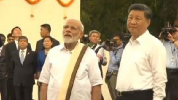 PM Modi and Xi Jinping Meet LIVE Updates in Chennai