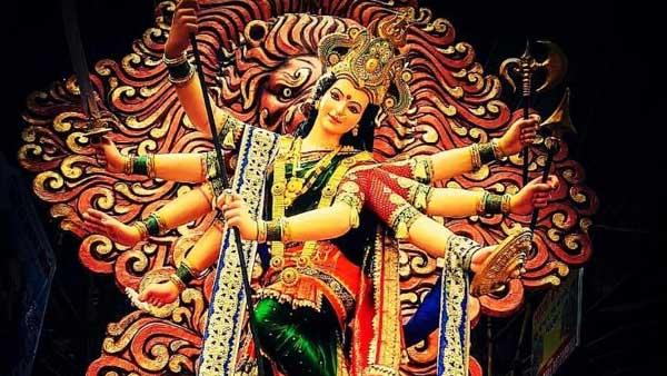 Vijaya Dashami Win Of The Good Over Evil